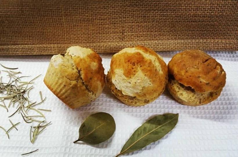 Ατομικά ψωμάκια - Εύκολα και γρήγορα