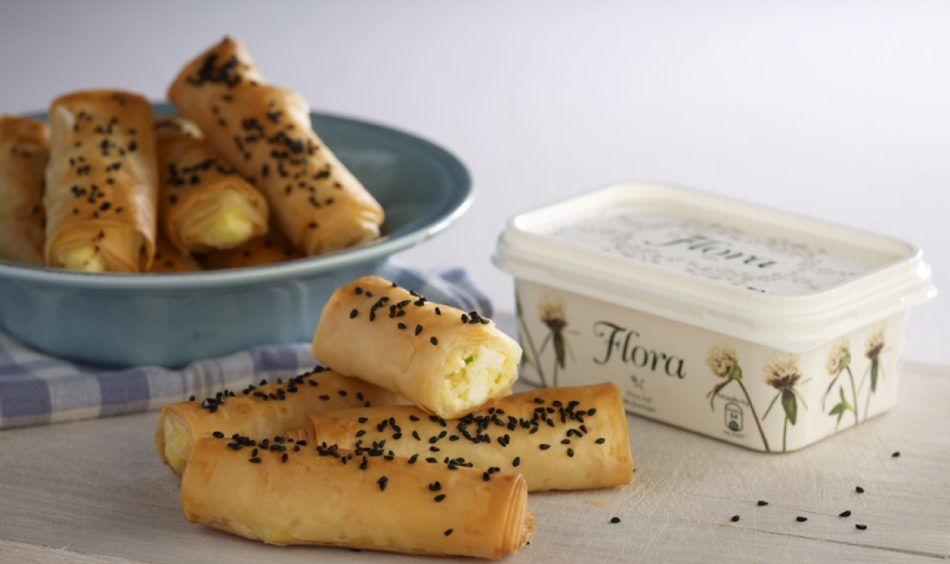 Φλογέρες ελληνικών τυριών
