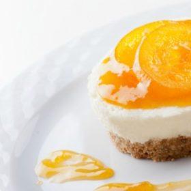 Mousse πορτοκάλι με σοκολατένιο μπισκότο